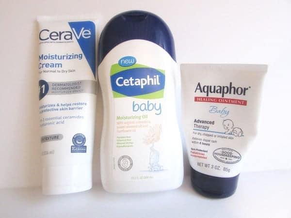 kids skin care routine