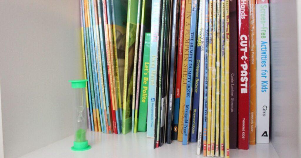 planning for a fun and easy preschool homeschool schedule