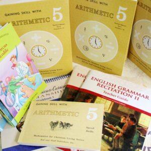 back to homeschool with Memoria Press